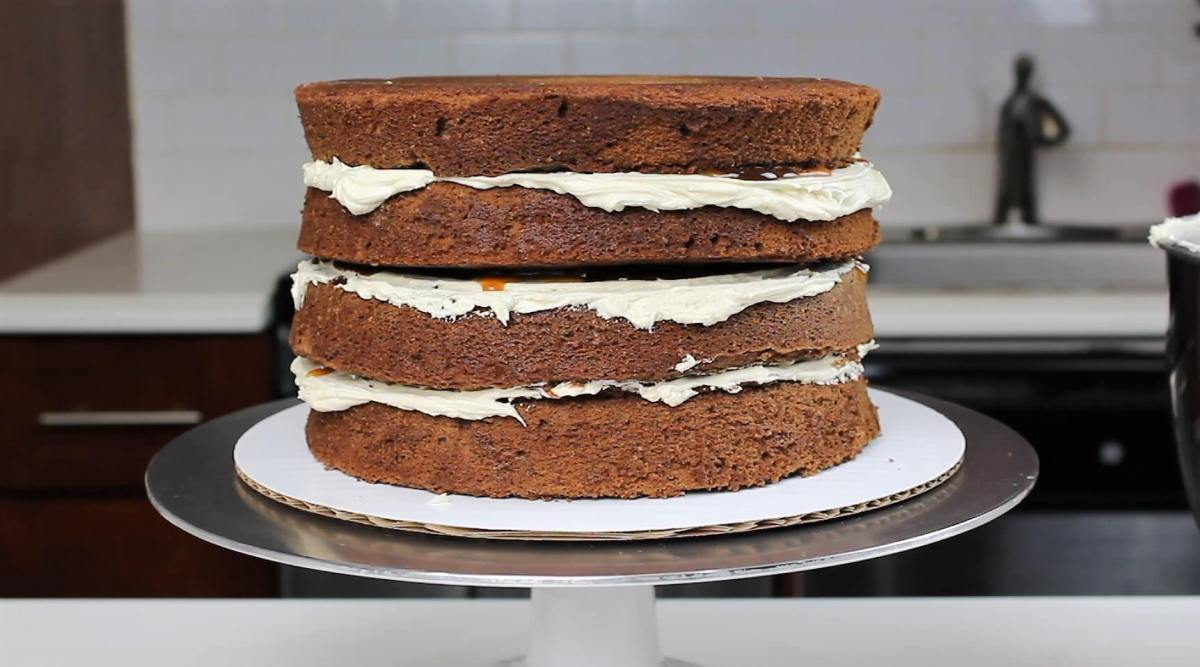 Best Recipe For Stacking Cakes