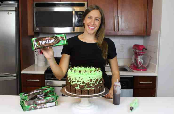 me with tim tam cake blog8-2