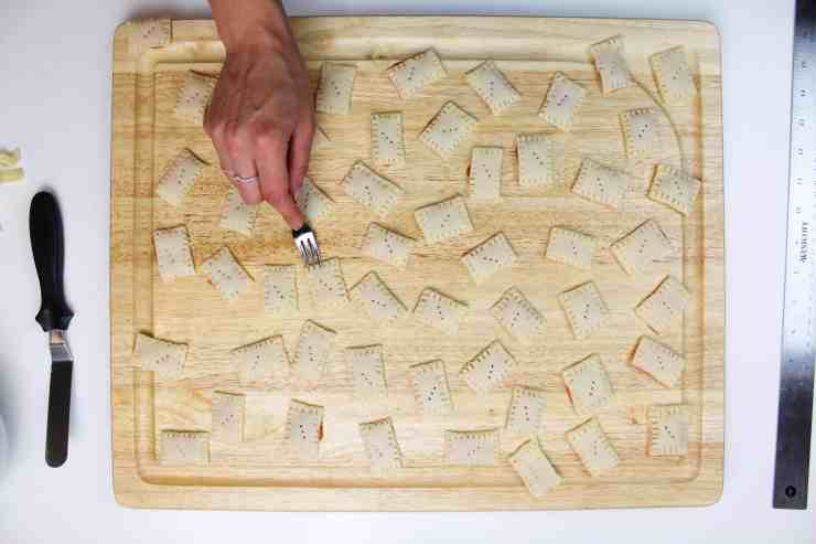 crimped all poptarts