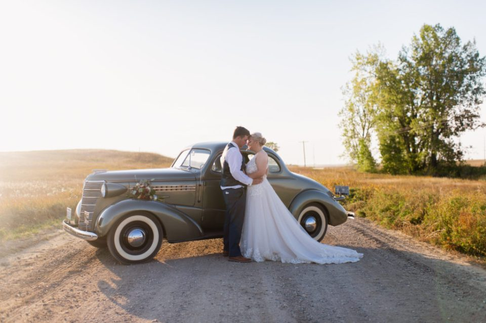 Bismarck Wedding Photographer North Dakota