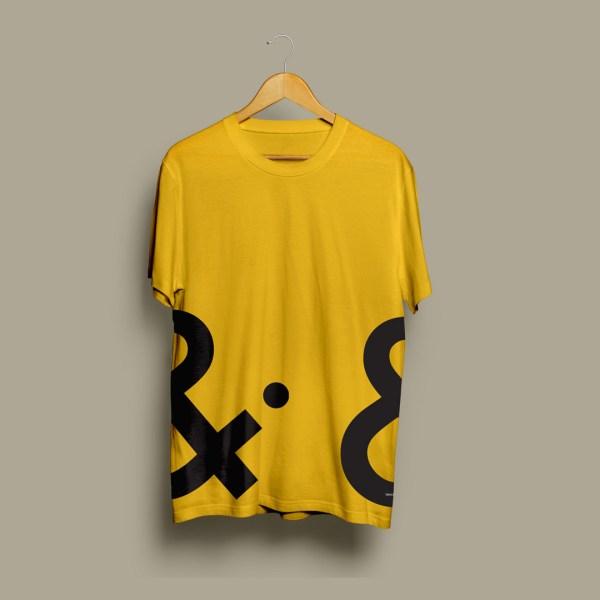 Cheltenham Design Festival Tshirt Front
