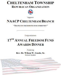 CTRO supports NAACP Scholarship Fund