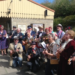 GWR Wartime Weekend  22nd - 23rd April 2017