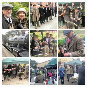 ChUG at the Wartime in the Cotswolds event – 28th/29th April 2018.