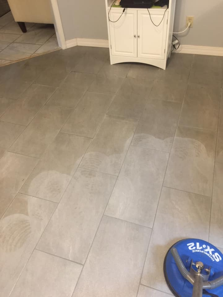 tile stone and grout results in