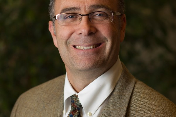 Patrick Lanning, Vice President of Chemeketa Community College, President of Yamhill Campus.