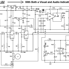 Gold Detector Circuit Diagram Leviton 3 Way Motion Sensor Switch Wiring Deep Metal Schematic Get Free Image About