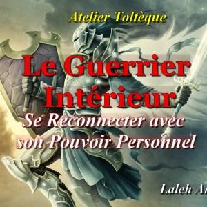 CD mp3 Guerrier Intérieur