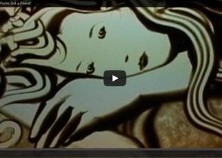Ilana Yahav : dessins magiques dans le sable 13