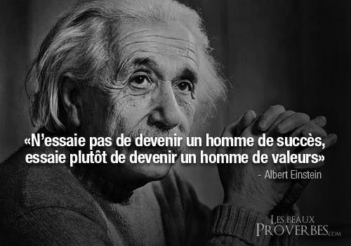 Citations D Albert Einstein Chemin De Vie