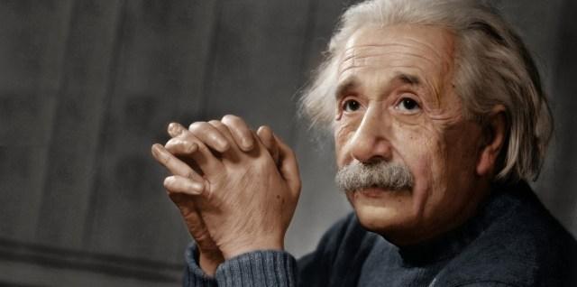 Einstein et l'imagination 1
