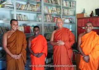 Les règles de vie des moines bouddhistes 28