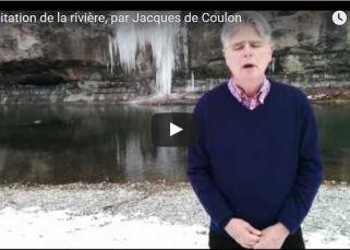 Méditation de la rivière, par Jacques de Coulon 10