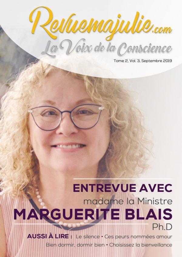 """""""Revue Ma Julie, la Voix de la Conscience"""" à télécharger gratuitement 1"""