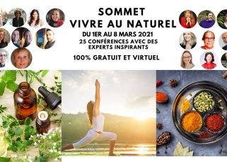 Sommet Vivre au Naturel 13