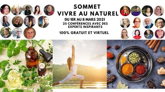 Sommet Vivre au Naturel 1