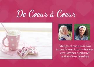 De coeur à coeur : rencontre avec Marie-Pierre Lemahieu 4