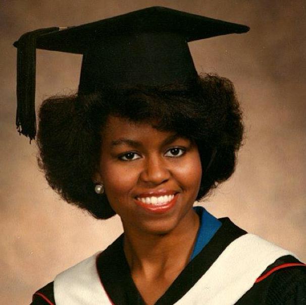 Michelle Obama en devenir