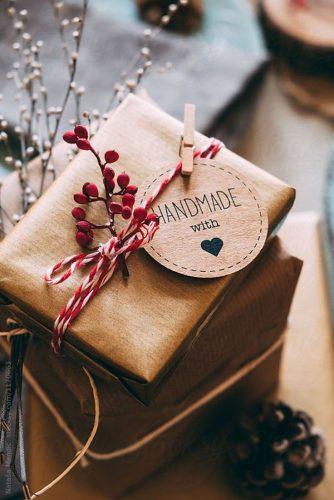 Cadeau de Noël handmade et écolo