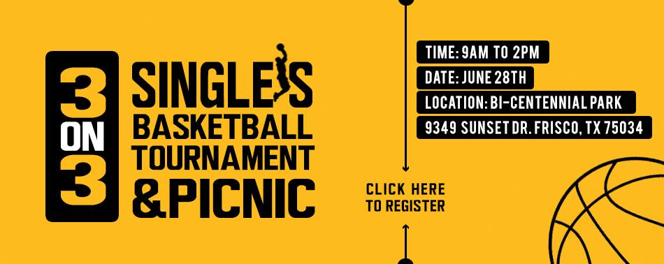 basketball tournament website banner image