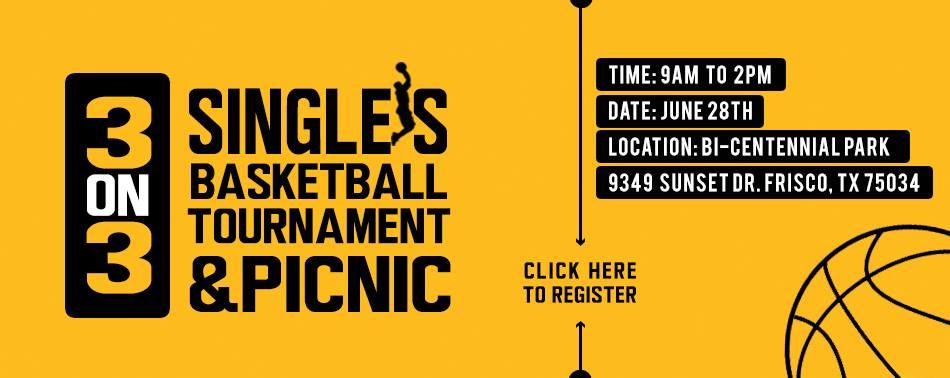 basketball tournament website banner image
