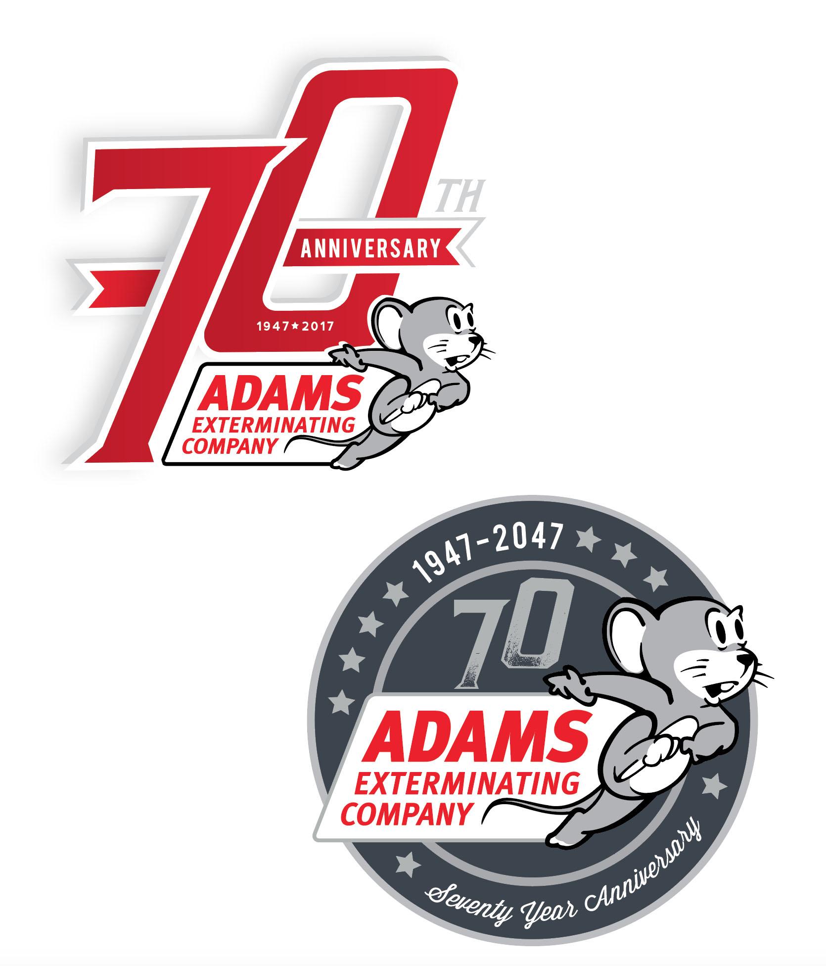 Custom Anniversary Logo