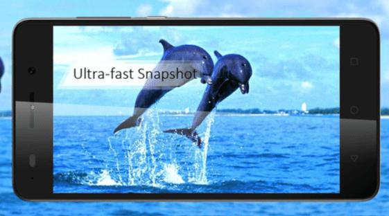 Snapshot Huawei Honor 4C