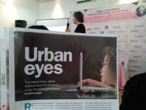 Urban Eyes
