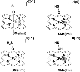 O–S Bond Activation in Structures Isoelectronic with