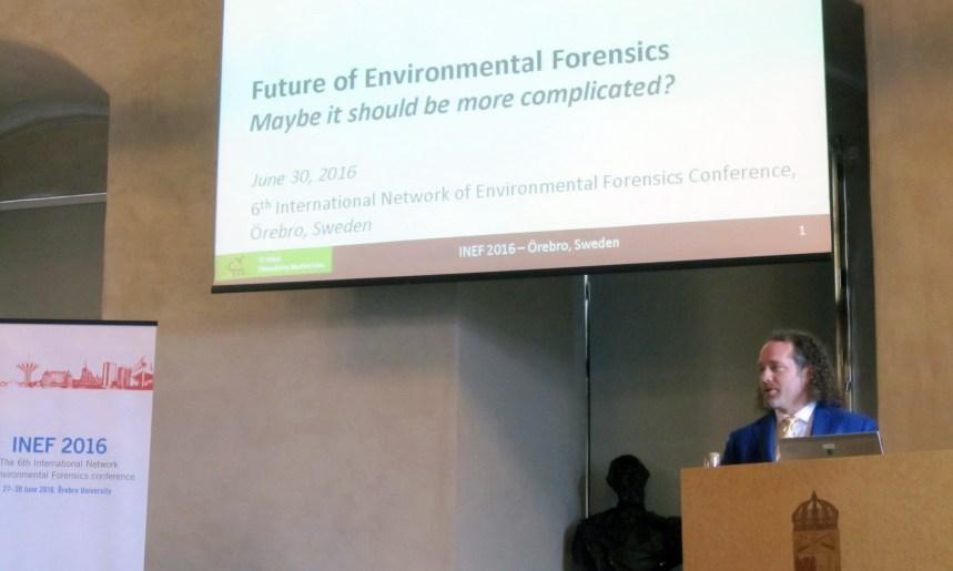 Dr. Court Sandau Presentation