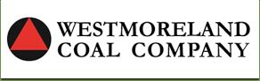 Logo: Westmoreland Coal Company