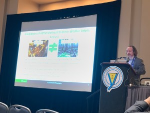 Dr. Sandau presents on 2DGC at Pittcon 2019