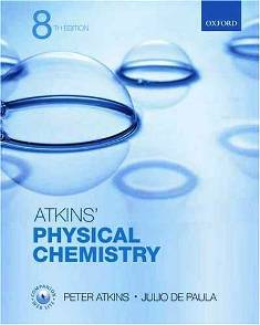 Free download atkins physical chemistry chemistry atkins physical chemistry fandeluxe Images