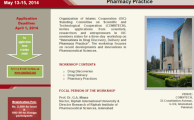 International Workshop on Innovation in Drug Discovery, Delivery and Pharmacy Practice