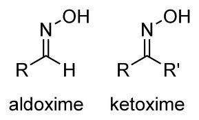 aldoxime and ketoxime