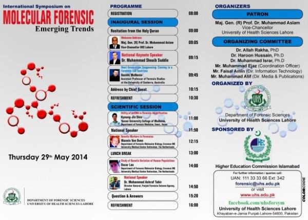 International Symposium on Molecular Forensic