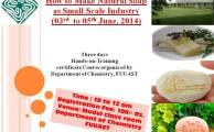 Three Days Hands-on-Training Certificate Course