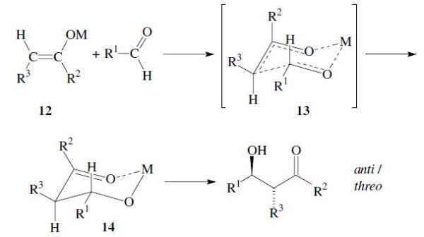 aldol reaction 11