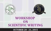Workshop on Scientific Writing 2015