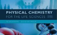 Physical Chemistry for the Life Sciences 2e