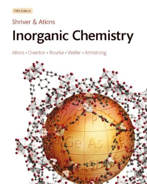 Shriver and Atkins Inorganic Chemistry 5e