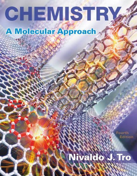 Free Download Chemistry - A Molecular Approach 4e by Nivaldo J. Tro | Chemistry.Com.Pk