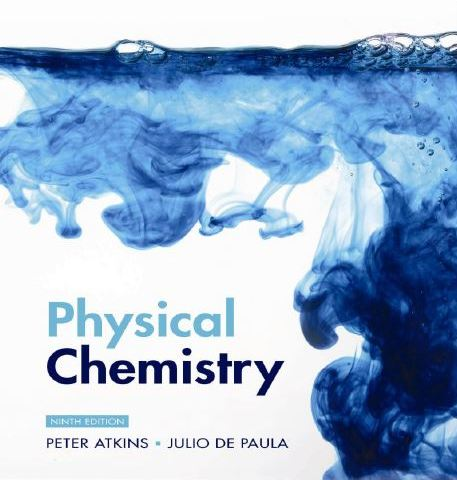 Atkins Physical Chemistry by Peter Atkins PDF Free Download