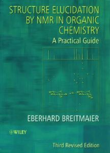 Structure Elucidation by NMR in Organic Chemistry 3e Eberhard Breitmaier