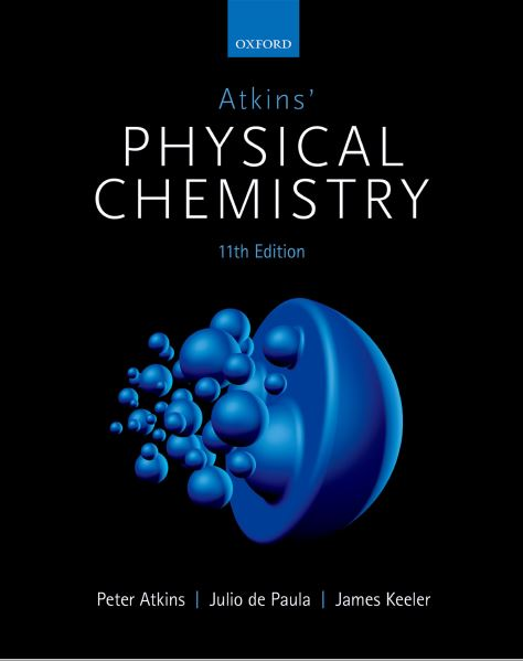 Free Download Atkins Physical Chemistry 11th Edition Chemistry Com Pk