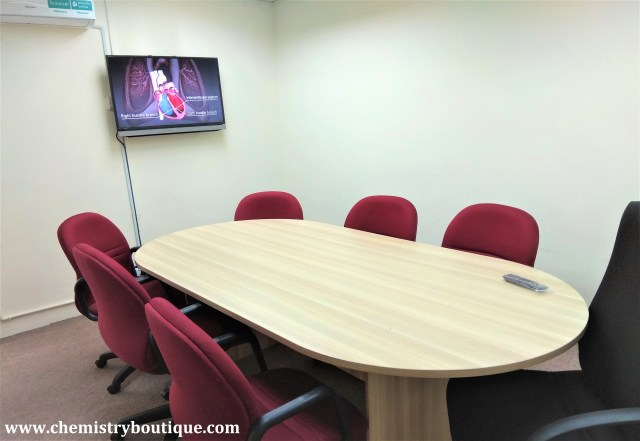 Discussion Room for A-level IGCSE tuition