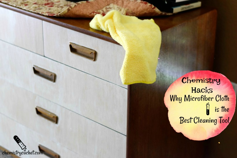 Chemistry Hacks Why Microfiber Cloth is the Best Cleaning Tool