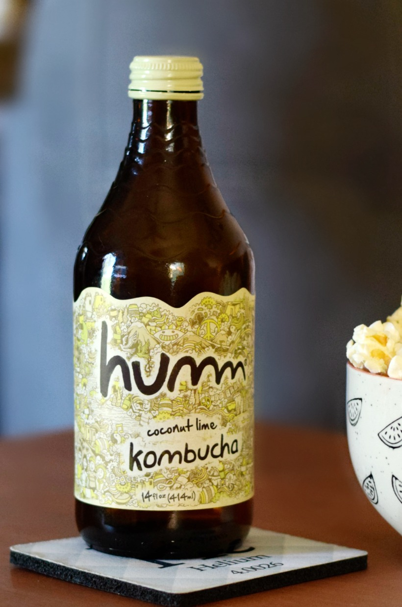 Fun Health Food I am Loving like KOMBUCHA