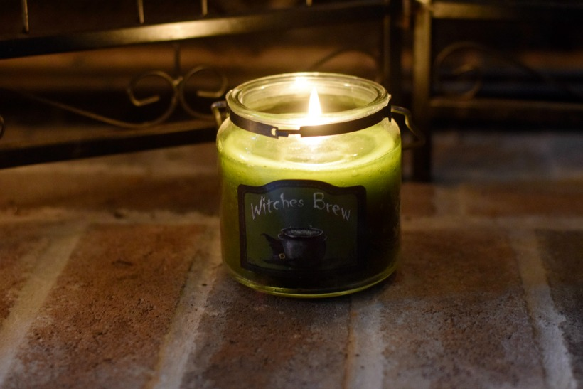 Happy November! Favorite Candle