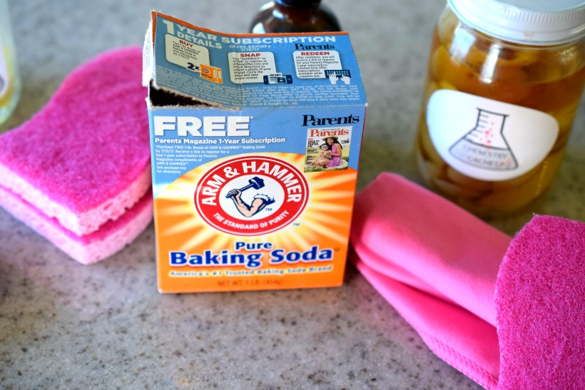 DIY cleaning guide how to use baking soda